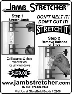 The Jamb Stretcher